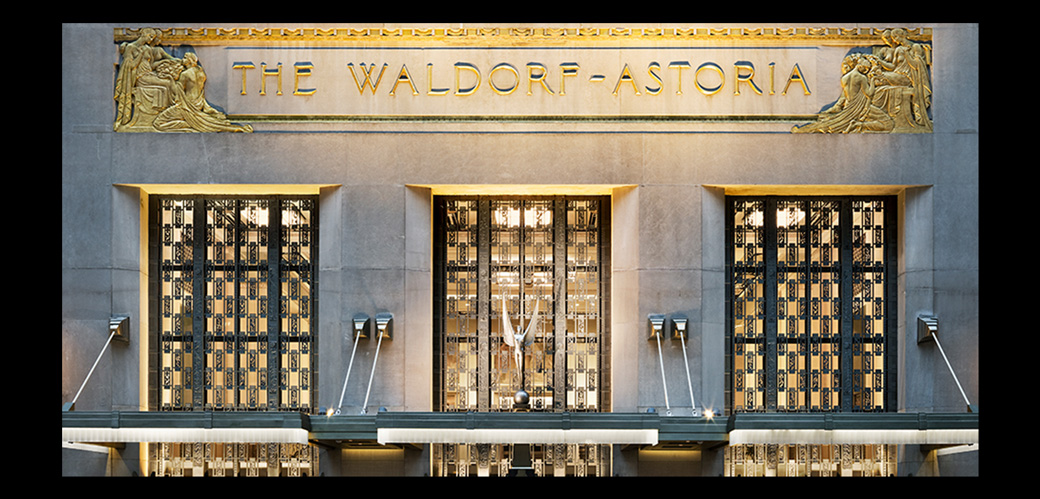 Waldorf Astoria New York embarks on major restoration and renovation