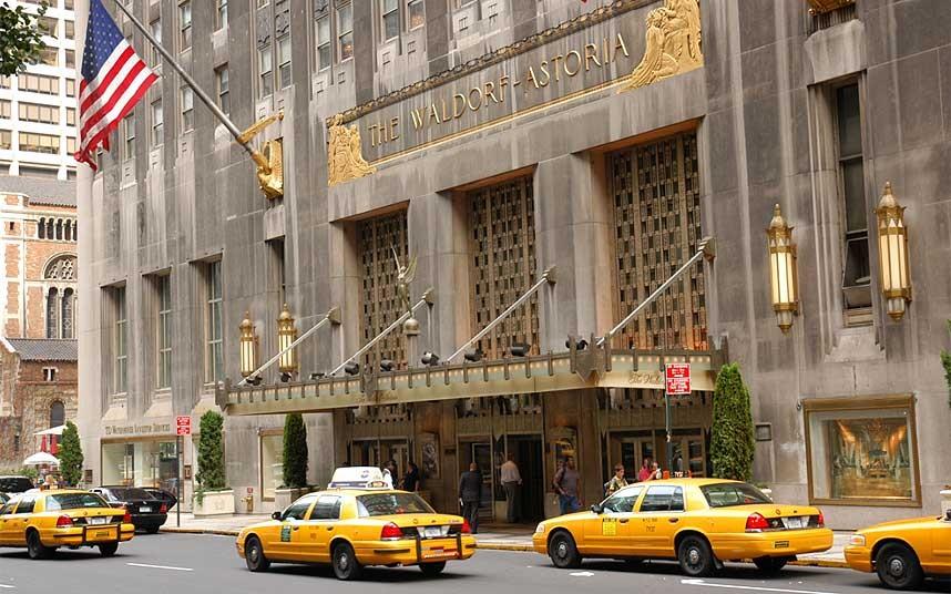 Waldorf Astoria New York embarks on major restoration and renovation – Art Deco