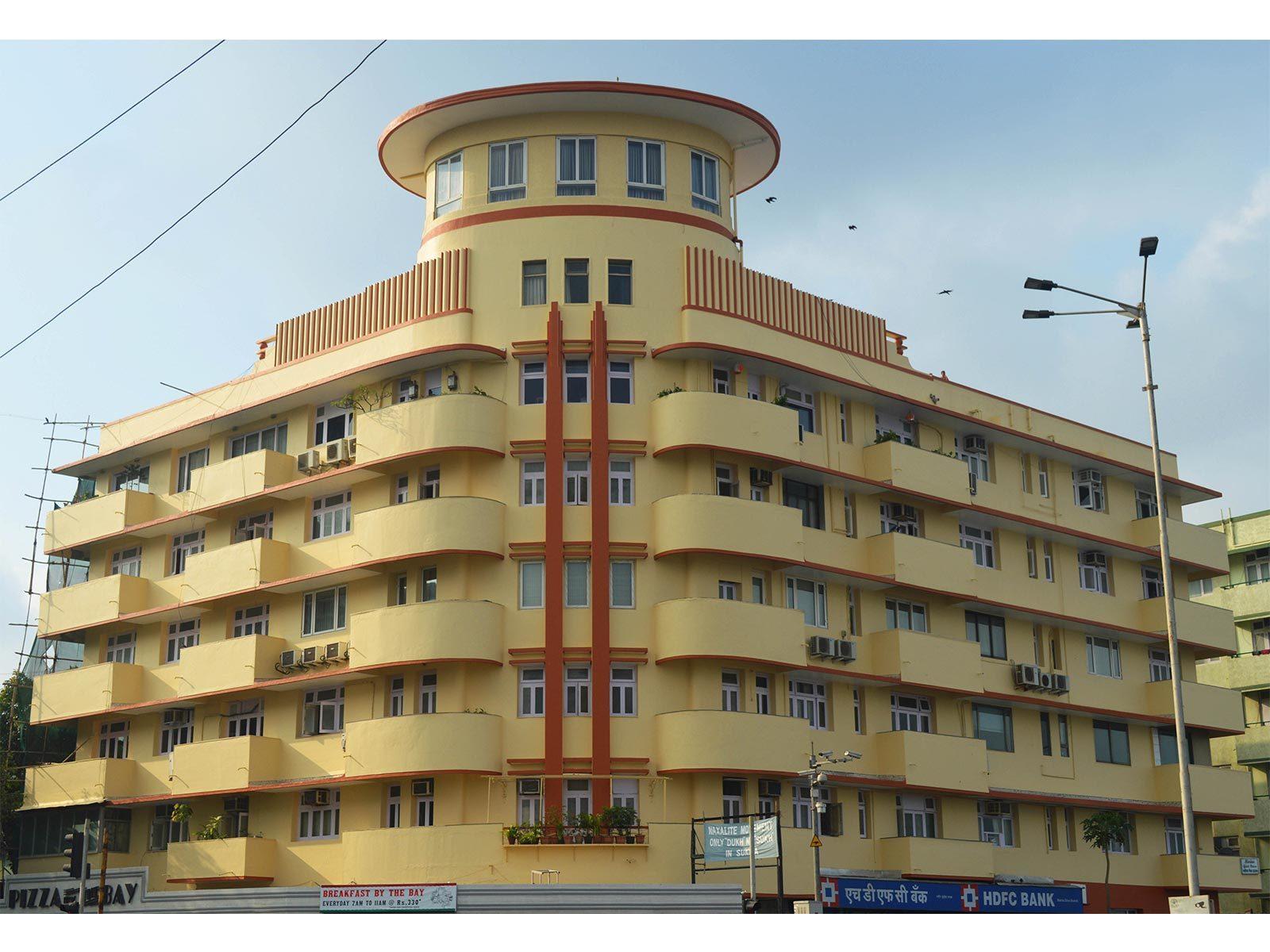 Soona Mahal, Marine Drive © Art Deco Mumbai Trust