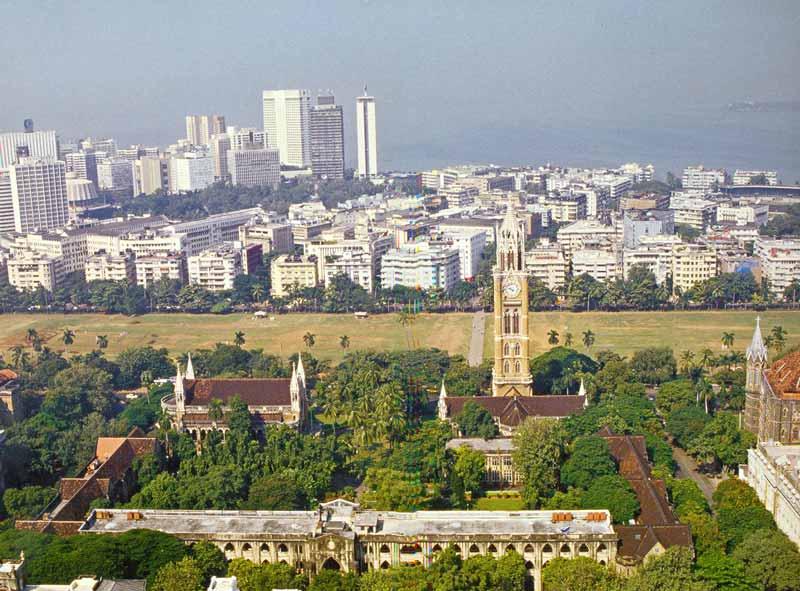 Mumbai's Victorian Gothic & Art Deco Ensembles is a World Heritage Site