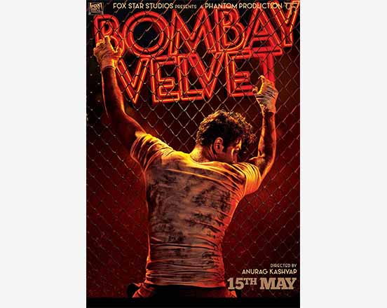 Anurag Kashyap's Deco inspired 'Definitive Bombay Noir'